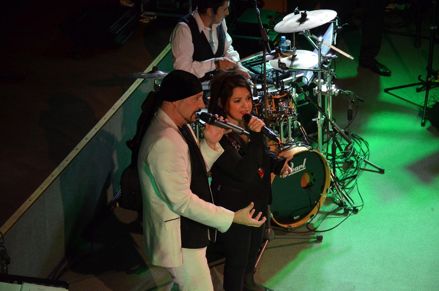 Narozeninový koncert v Lucerně